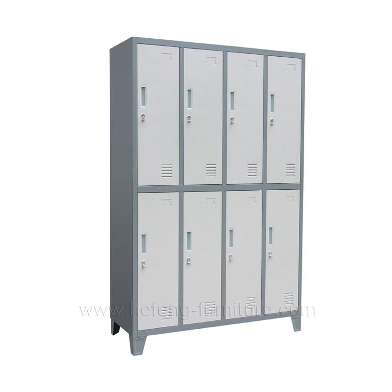 Шкаф металлический гардеробный