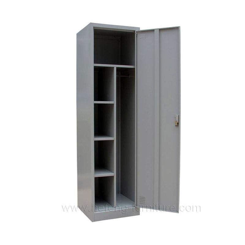 Односекционный шкаф с одной дверцей