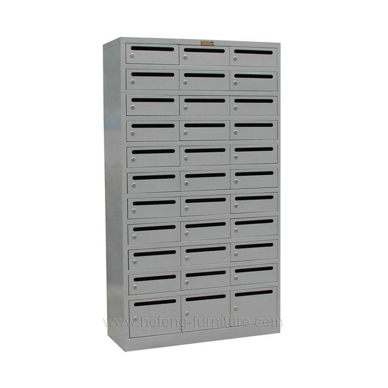 Металлические абонентские шкафы