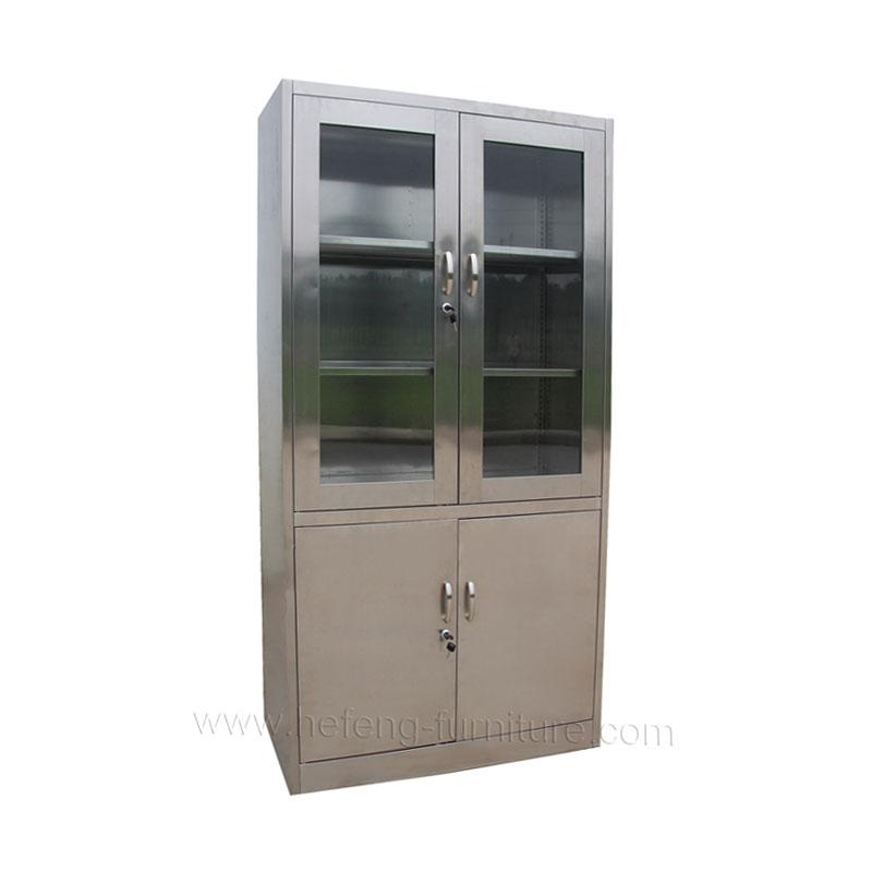 Шкаф для хранения из нержавеющей стали
