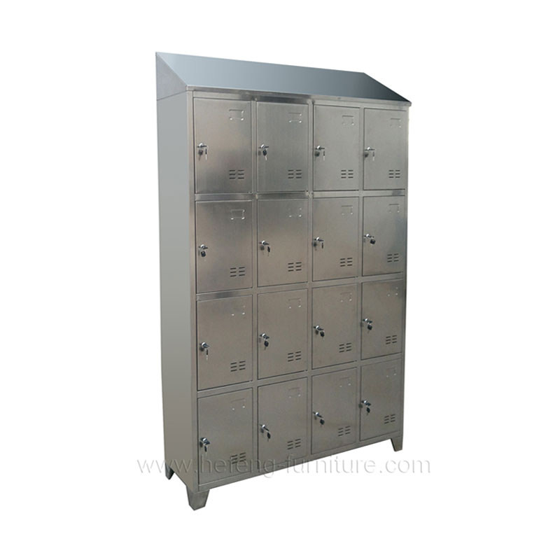 Шкафчики из нержавеющей стали