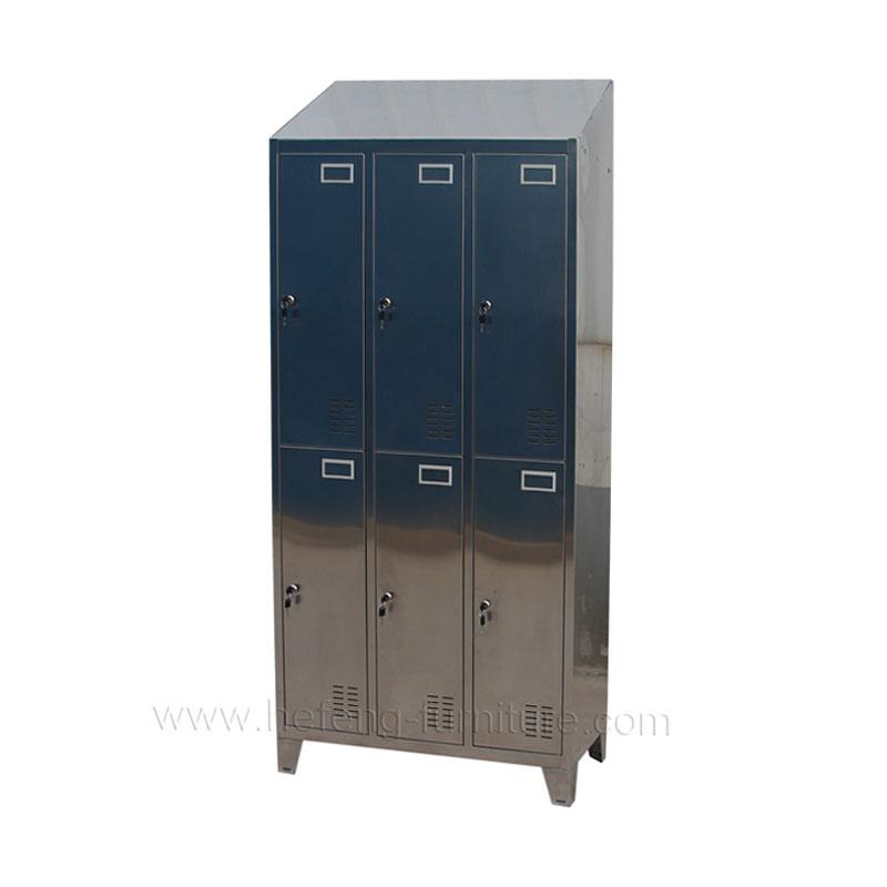 Шкаф из нержавеющей стали для хранения