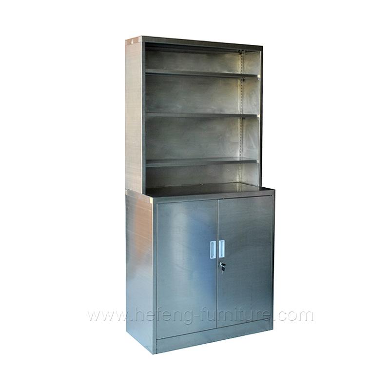 Медицинский шкаф из нержавеющей стали
