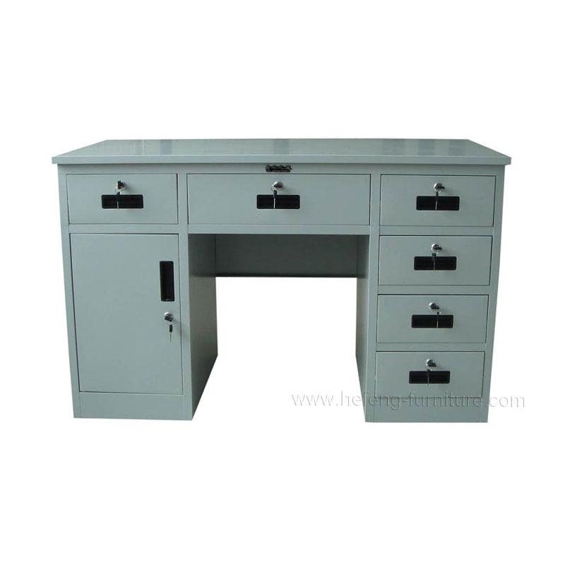 Металлические офисные столы