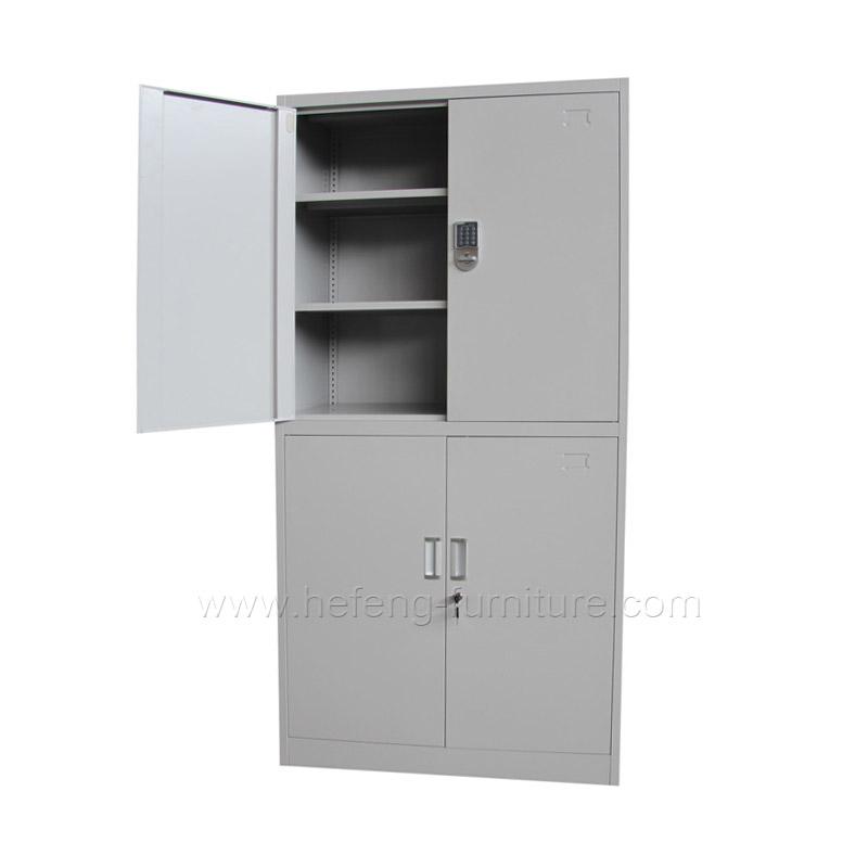 Металлический шкаф офисный