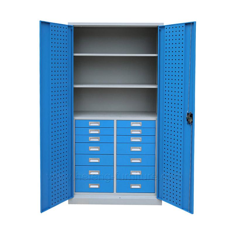 Шкафы инструментальные металлические