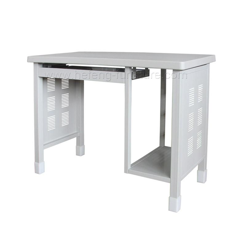 Металлический компьютерный стол