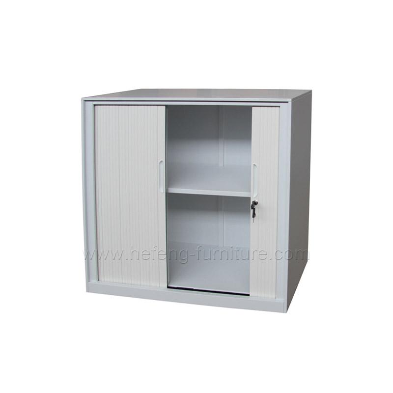 Офисные шкафы с дверьми-жалюзи