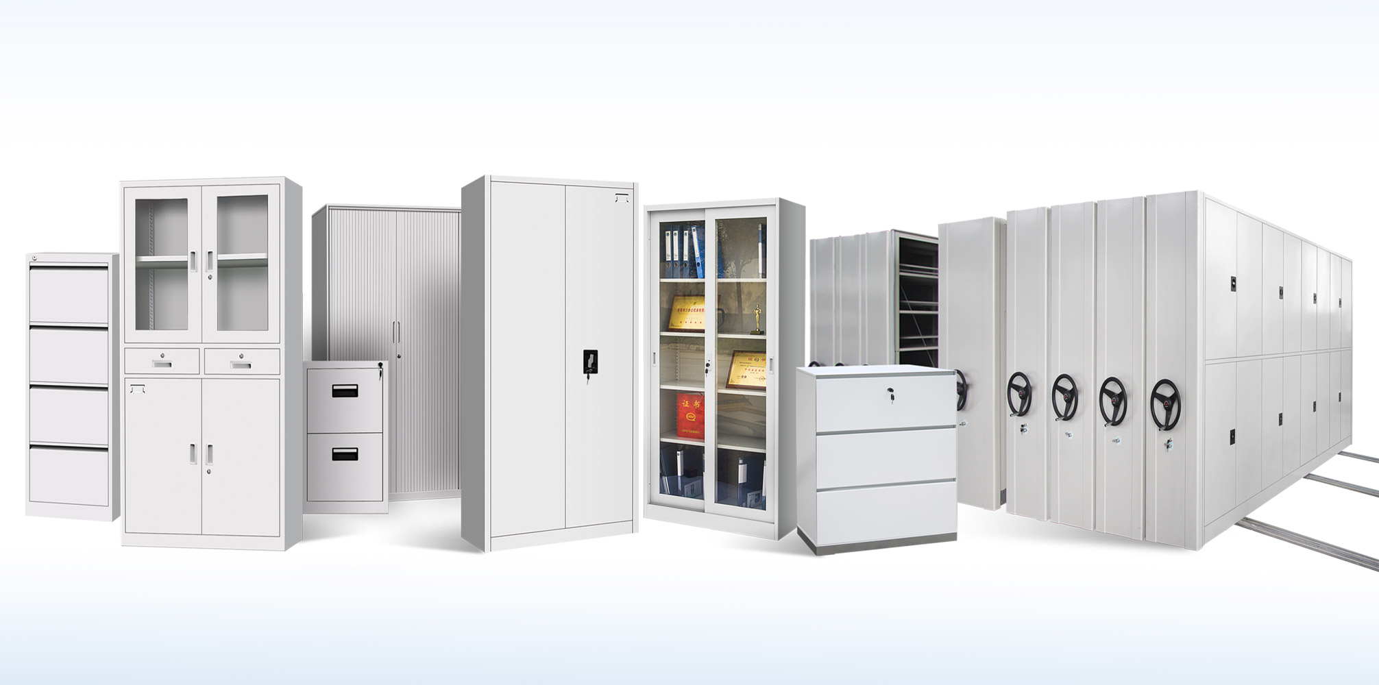 металлические шкафы-Hefeng Furniture
