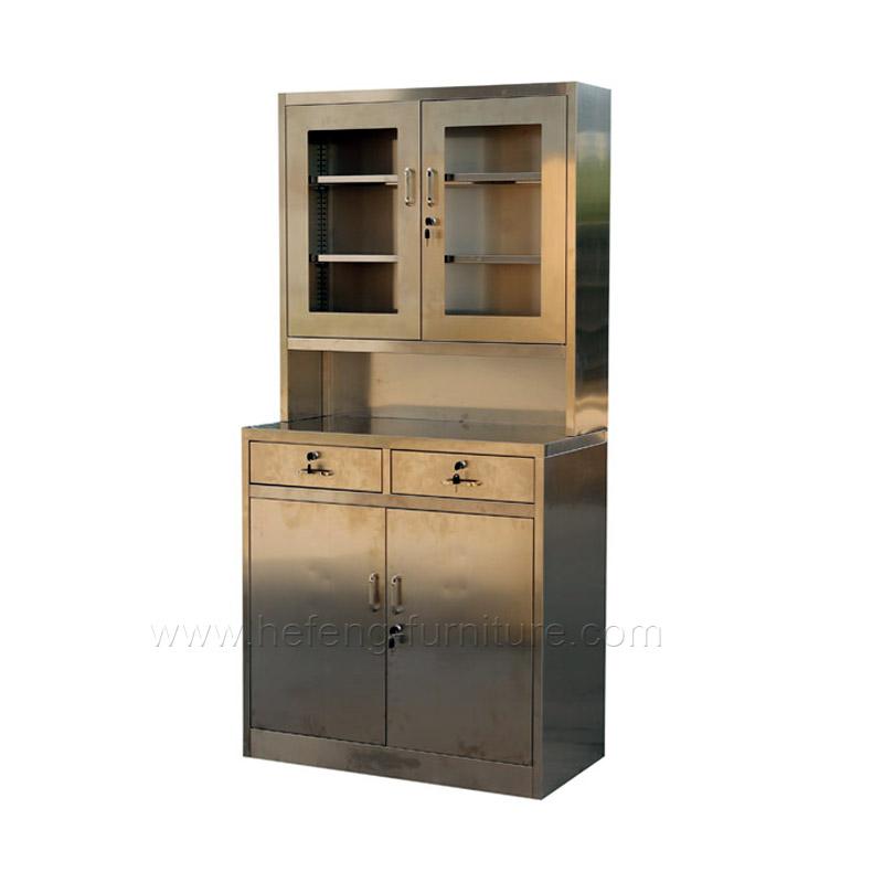 Шкафы из нержавеющей стали для хранения