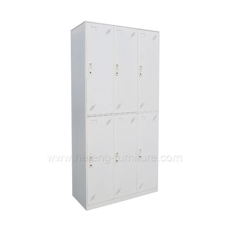Шкафы металлические для раздевалок